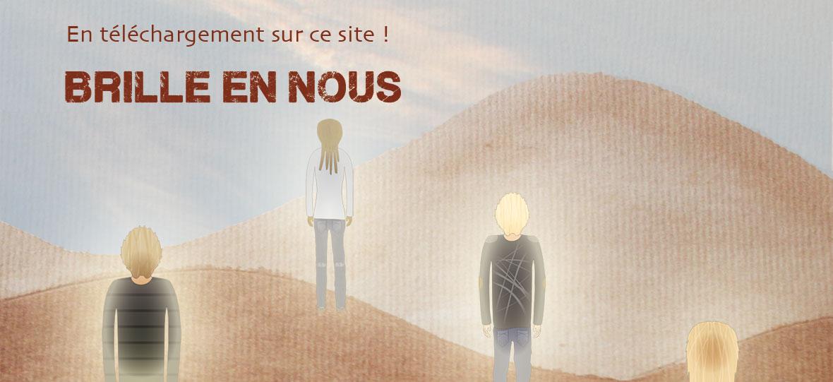 """""""Brille en Nous"""" l'album !"""