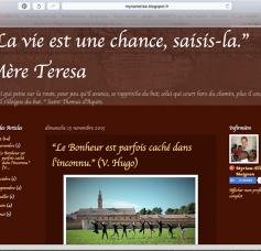 Myriam-Elise Maignan Blog