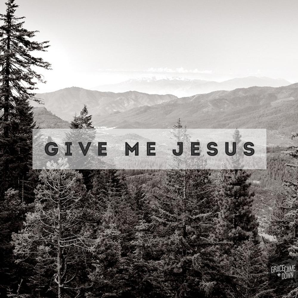"""""""Give me Jesus"""" un chant qui traverse les siècles."""